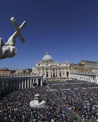 Vatikane sustiprintos saugumo priemonės, baiminantis potencialaus išpuolio