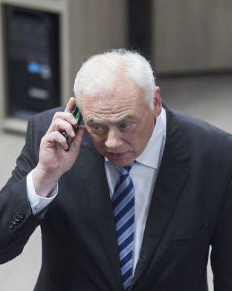 Rolandas Paksas: Dailis Barakauskas dėl atsistatydinimo su partija nesitarė