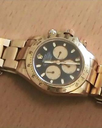 Vilnietis neteko 40 000 litų vertės laikrodžio, pusvelčiui prie stoties nupirkto iš narkomano