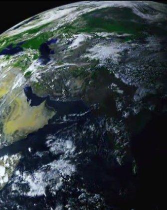 Žemė iš kosmoso: tiksliausias iki šiol sukurtas siužetas apie mūsų planetą