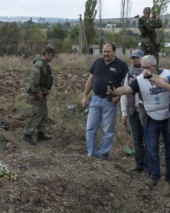 Rusijos propagandos krachas: masinės žudynės, kurių nebuvo