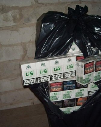 Marijampolėje nebeliko dviejų cigarečių saugyklų