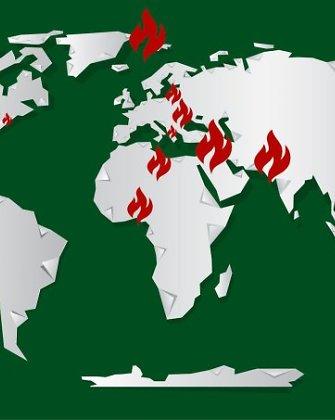 """""""Bloomberg"""": Baltijos šalys kitąmet bus vienas iš karščiausių geopolitinių taškų"""