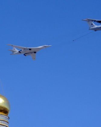 Rusijos bombonešiai virš Europos šalių jau repetuoja branduolinius smūgius?