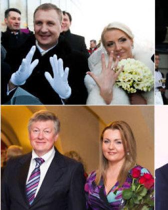 Garsios Lietuvos poros įrodė – didelis amžiaus skirtumas meilei netrukdo