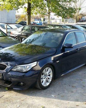 Šiauliuose pavogti trys BMW automobiliai