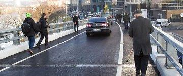 Eismo pagerinimas ar nereikalinga investicija: Vilniaus vairuotojams atidaryta nauja estakada