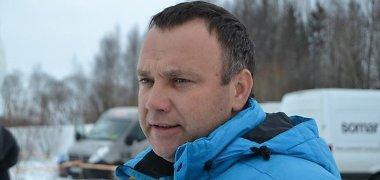 Lenktynininkas Darius Janušas apie nepriklausomybę: niekada nekilo mintis palikti Lietuvą