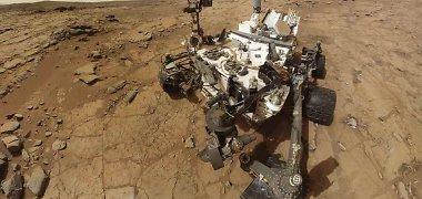 """""""Curiosity"""" aptiko daugiau įrodymų, kad Marse galėjo egzistuoti gyvybė"""