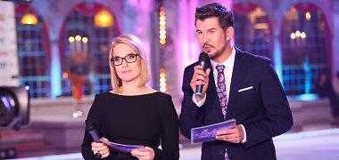"""Inga Jankauskaitė uždainuos """"Šokių ant ledo"""" žiūrovams"""