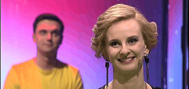 """Ieva Norkūnienė LNK laidoje """"Mano vyras gali"""" pasirodė nauju įvaizdžiu"""
