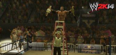 """Imtynių žaidimo """"WWE 2K14"""" pristatymas"""