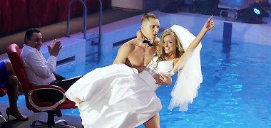 """""""Šuolį"""" paliko Monika Šalčiūtė, ketvirtosios laidos lydere vėl tapo Eglė Straleckaitė"""
