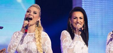 Katažina Zvonkuvienė nuo Natalijos Bunkės gavo kibiru per galvą: žiūrėkite video