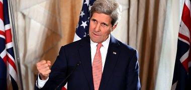 J.Kerry sveikina su Vasario 16-ąja: Lietuva visada aktyviai kovojo už demokratines vertybes
