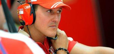 Pavogtas Michaelio Schumacherio gydytojo kompiuteris su sportininko sveikatos duomenimis