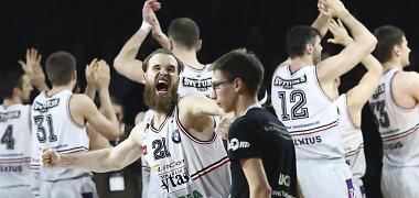 """FIBA prašys LKF garantijų, kad """"Lietuvos rytas"""" tikrai nežais LKL"""