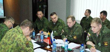 Lietuvos vadovaujama tarptautinė ginkluotės inspektorių grupė lankysis Rusijoje