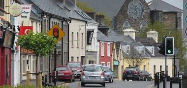 Nedarbo lygis Airijoje spalį sumažėjo