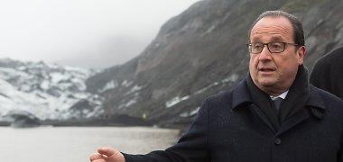 Islandijoje vyksta Arkties rato susitikimas