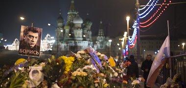 Kremlius renkasi, kam leisti atvykti į Boriso Nemcovo laidotuves