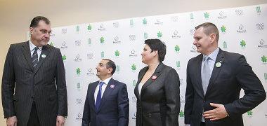 Pirmosios Europos olimpiados šimtadienis: Baku bus laukiama lietuvių medalių