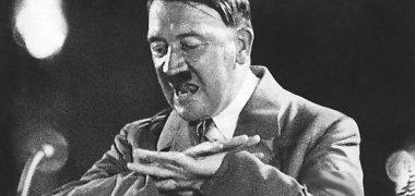 Opiatai ir amfetaminas – slapti Adolfo Hitlerio ginklai