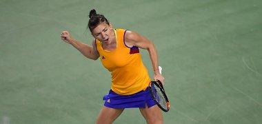 """Paaiškėjo """"Dubai Duty Free Tennis Championships"""" moterų turnyro dalyvės"""