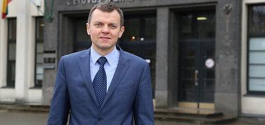 """Naujasis LSU rektorius dr. Aivaras Ratkevičius: """"Mums reikia nuolat prisitaikyti prie kintančio gyvenimo"""""""