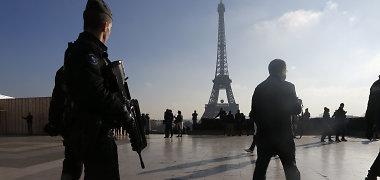Dėl teroro išpuolių per Naujuosius metus grėsmės Europos sostinės stiprina saugumą