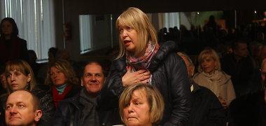 Panevėžio Rožyno bendruomenė nuteistų moterų kaimynystės bijo kaip velnias kryžiaus
