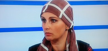"Rūta Janutienė atvirai prabilo, kodėl teko nusiskusti plikai: ""Man krūties vėžys"""