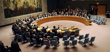 Lithuania elected to UN Security Council