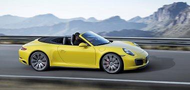 """Jonavietis Vokietijoje išsinuomojo du """"Porsche"""" automobilius ir jų negrąžino"""