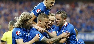 Vaizdo klipas: kuo, be futbolo, stebina Islandija?