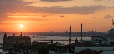 Studentės patirtis Stambule: gyvenau Azijoje, o studijavau Europoje