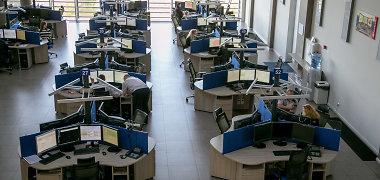 Bendrasis pagalbos centras per parą sulaukia iki 9 000 skambučių