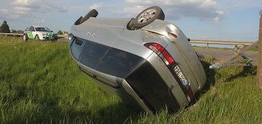 Per savaitę eismo nelaimėse Lietuvos keliuose žuvo 7 žmonės
