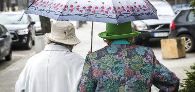 Seime – ginčai, ar dar labiau ilginti pensijos amžių