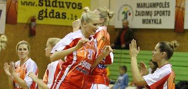 Antrajame Baltijos moterų krepšinio lygos etape – dvi Lietuvos komandos