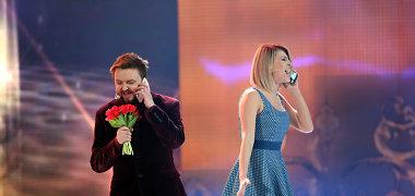 """Įvertinkite: meilės duetas Stano ir Vilija Matačiūnaitė pristato naują dainą """"Ką čia slėpti"""""""