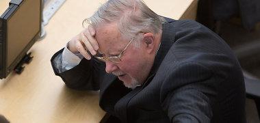 Seimui Laisvės premiją atsisakius skirti V.Landsbergiui, traukiasi didžioji dalis komisijos narių