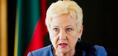 LNK nekomentuoja, kodėl nerodė žadėto skandalingo siužeto apie Seimo pirmininkę