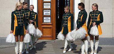 Kultūros diena: Kauno bigbendo išlydėtuvės į Vilnių