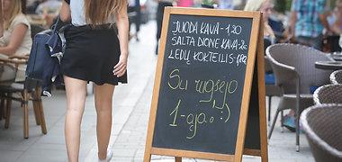 Vilniaus gatvėse – Rugsėjo 1-osios šypsenos ir spalvos