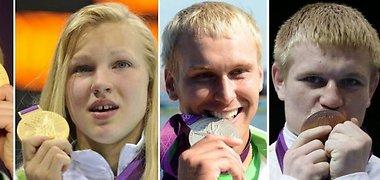 Rusijos žiniasklaida: tikri ar netikri lietuviai garsino Lietuvą Londono olimpiadoje?