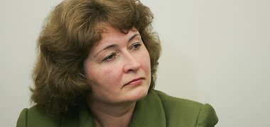 Rima Baškienė rinkėjų nepapirkinėjo: knygeles, kompaktinius diskus ir spektaklius dovanojo nesiekdama populiarumo