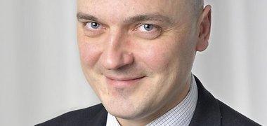 LNK šokių komisijoje – etiketo ir elegancijos žinovas Giedrius Drukteinis