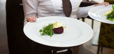 Kulinariniai atradimai – restoranų šefai siūlo idėjas atsakingiems pietums