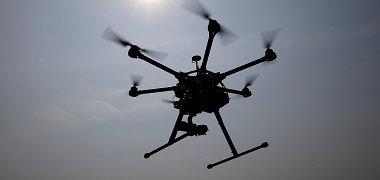 Šiaurės Korėjos gyventojams informaciją apie išorės pasaulį atneša dronai